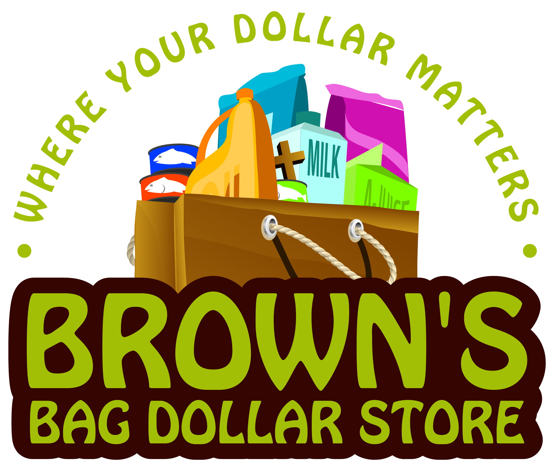 Brown's Bag Dollar Store